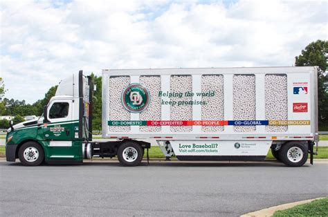 Guess How Many Baseballs this Custom Truck Trailer Holds ...