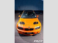 Tuned MStyle BMW E46 M3 Fast Car