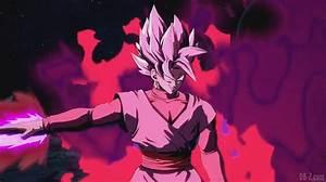 Goku Black Rose Dragon Ball FighterZ 00011