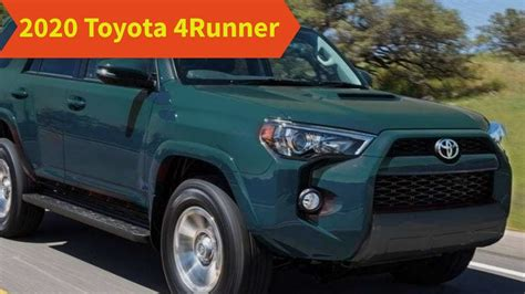 2020 Toyota 4runner Release Date by 2020 Toyota 4runner Release Date And Price