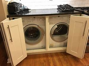 Unterlage Waschmaschine Ikea : i still love my concealed washer and dryer in the kitchen ~ Watch28wear.com Haus und Dekorationen