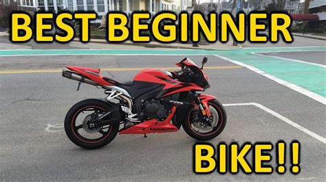 The Absolute Best Beginner Motorcycle (april Fools Joke