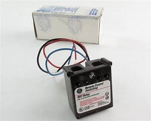 General Electric Ge Rr7 Relay Remote Control Switching Low Voltage Light
