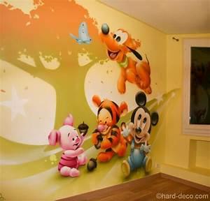 Chambre Bébé Disney : d co chambre disney garcon ~ Farleysfitness.com Idées de Décoration