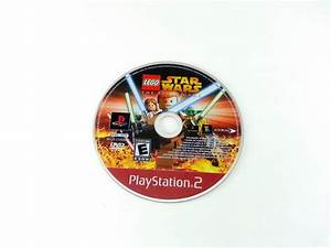 Lego Star Wars Game For Playstation 2 Loose The Game Guy