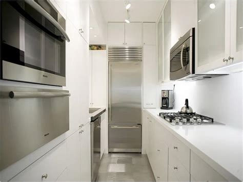 Galley Kitchen Layout
