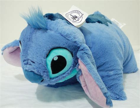 stitch pillow pet new disney stitch pillow pet pal doll tr plush disney