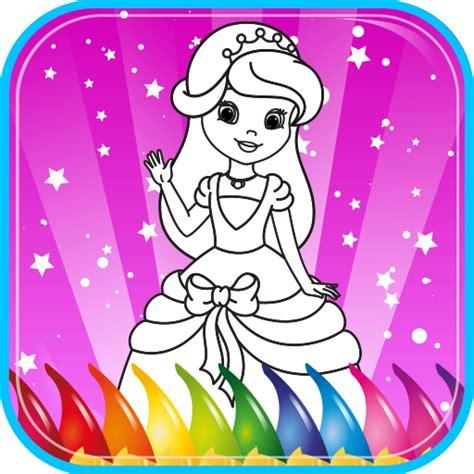 princess coloring book for coloring for 319 | 71itA8cq1bL