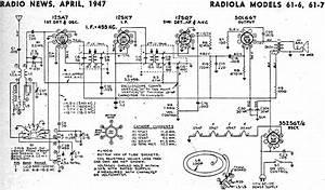 Radiola Models 61