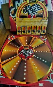 Use with zoom, teams, or skype. Solid Gold Music Trivia Game 1984 100%Complete Ideal 2200 Questions | eBay