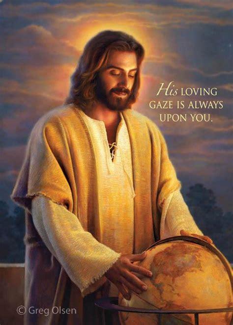 imagens biblicas  mais lindas pinturas de jesus de greg