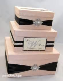 Bling Wedding Card Boxes