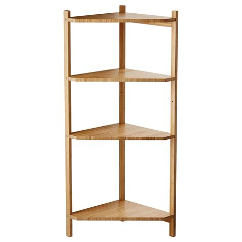 Ikea Etagere R 197 Grund Corner Shelf Unit Ikea Plant Stand Made Of