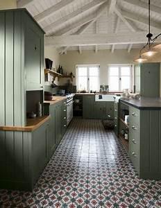 Fliesen Küche Boden : via historische bodenfliesen von via ~ Sanjose-hotels-ca.com Haus und Dekorationen