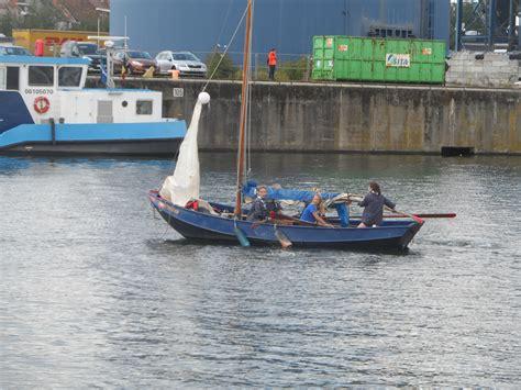 Bootje Decathlon by Event Bootje Varen Tijdens Gentse Havendag Persblog Be