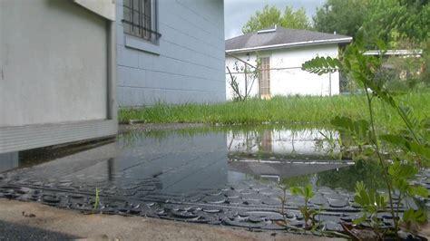 sewage spill creeping osceola yards residents
