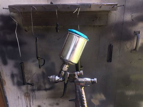 Hvlp Spray Gun For Cabinets by Hunting Rifle Rebuild Customizing A Remington Model Seven