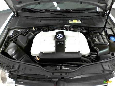 2002 Vw Passat W8 Engine Diagram by 2003 Volkswagen Passat W8 4motion Sedan 4 0 Liter Dohc 32
