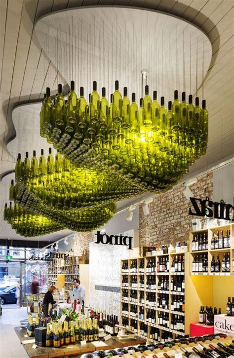 Upcycling Idee Fahrradfelge Als Moderner Kronleuchter by Inspirierende Bastel Und Upcycling Ideen Mit Weinflaschen