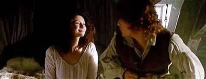 Outlander Kiss Claire Jamie Fraser Randall Bride