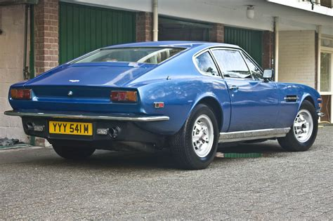 1977 Aston Martin V8 Coupe