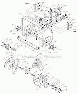 Mtd Yard Machine Parts Diagram