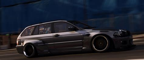 Bmw M3 Touring Rocketbunny Pandem [addon Replace