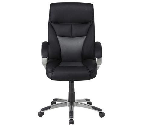 bureau zoe fauteuil de bureau zoe noir
