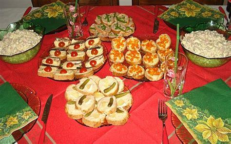 buffet froid italien recette