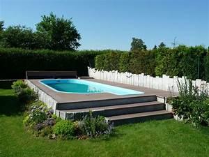 Pool Mit Holz : wpc terrassen dielen diele pool holz poolumrandung barfu diele steg garten weg ebay ~ Orissabook.com Haus und Dekorationen