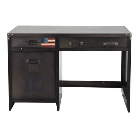 all馥 du bureau bureau métal indus maison du monde au dessus de la cuisine bureaus and metals