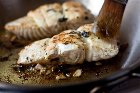 halibut pan seared fillets marinated recipes cooking recipe fish ingredients