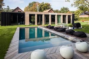 Massif Autour Piscine : am nagement autour d 39 une piscine id es de conception cool ~ Farleysfitness.com Idées de Décoration