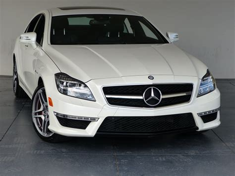2014 Mercedes Benz Cls 63 Amg For Sale With Photos Carfax