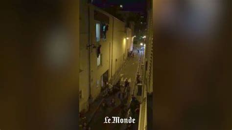 """Au balcon du Bataclan, David, """"impuissant"""" et en """"rage ..."""