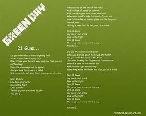 Green day - 21 Guns by rd101291 on DeviantArt