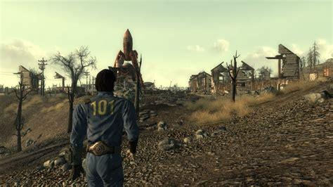 Fallout Comparison Shots Show How Far