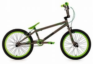 20 Zoll Fahrrad Körpergröße : bmx fahrrad 20 zoll anthrazit gr n twentyinch ks ~ Kayakingforconservation.com Haus und Dekorationen