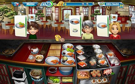 Kitchen Fever Master Cook by 为android下载免费的 Cooking Fever 安卓游戏