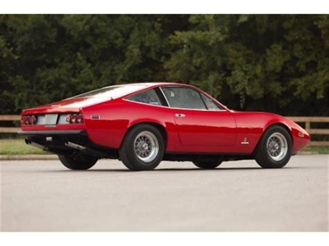 What do you think a fair price would be? 1972 Ferrari 365 GTC/4 for Sale   ClassicCars.com   CC-1320258