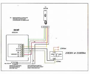 Acet Intercom Wiring Help