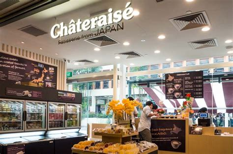 chateraise toa payoh   outlet  singapore