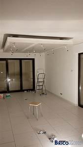 Eclairage Indirect Plafond : eclairage indirect faux plafond ~ Melissatoandfro.com Idées de Décoration