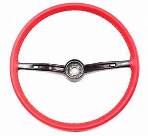Vw Beetle Steering Wheel Vintage Aircooled - Genuine