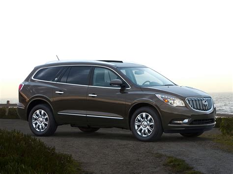 2016 buick enclave price photos reviews features