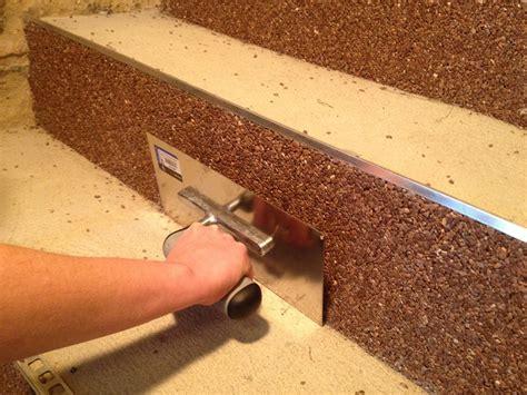 Bindemittel Anwendung by 1 Liter Pulver Stellstufen Steinteppich Wand Sockel Sockel