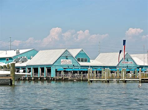 Fishermans Crab Deck Kent Narrows Maryland by Figs Flowers Food Boating Kent Narrows In Summertime