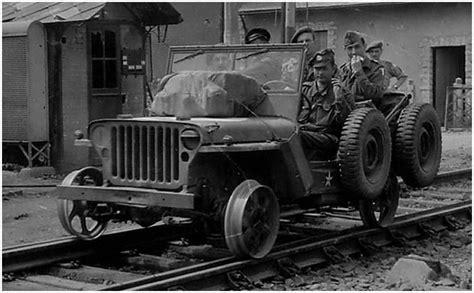 rails geep jeep thought railroading gauge line ogaugerr ogrforum