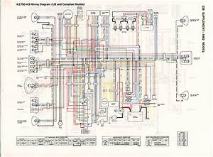Wiring Diagram Kz750 Ltd