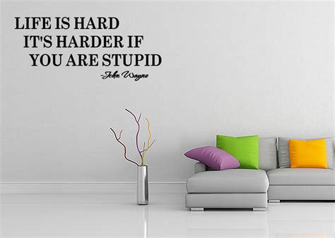 Love is being stupid together. Life Is Hard Funny Quotes. QuotesGram